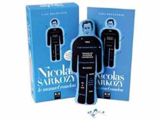 """Sarkozy, """"vudu büyüsüyle"""" uğraşıyor"""