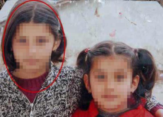 Zara'da küçük kızı başına taşla vurarak öldürdüler