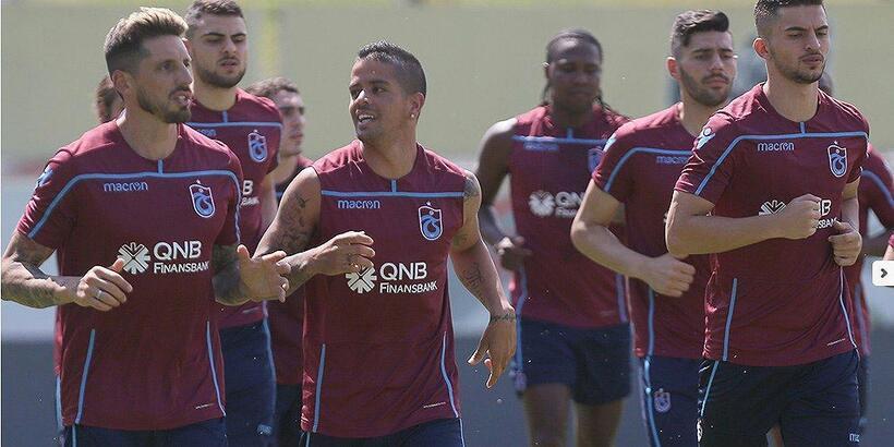 Trabzonspor'da Bero kamp kadrosuna alınmadı