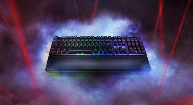 Razer'dan yeni opto-mekanik anahtarlara sahip klavye: Huntsman Elite