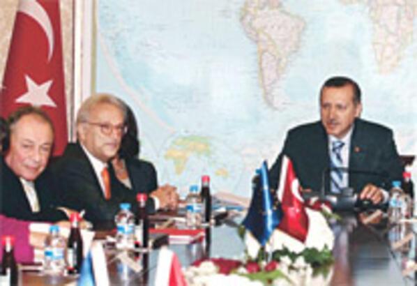 Swoboda: Başbakan'la basını konuşmadık