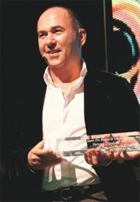 Ferzan Özpetek'e marka ödülü