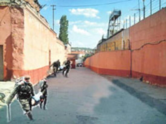 Ulucanlar'da adalet kayıp