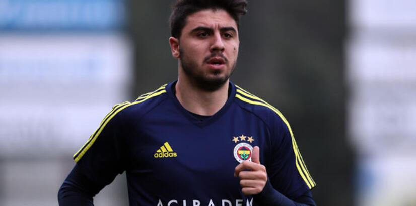 Fenerbahçe'de Ozan Tufan bitmedi