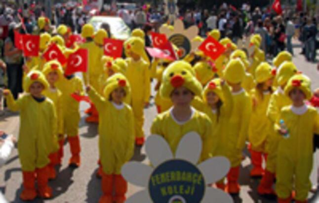 Kadıköy'de Şenlik Var