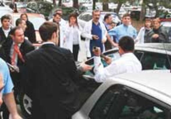 Savcı Öz'ün zırhlısı balyozlanan Mercedes