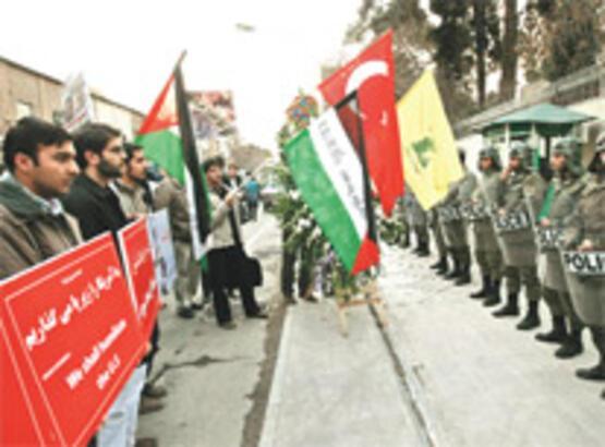 İran'dan teşekkür