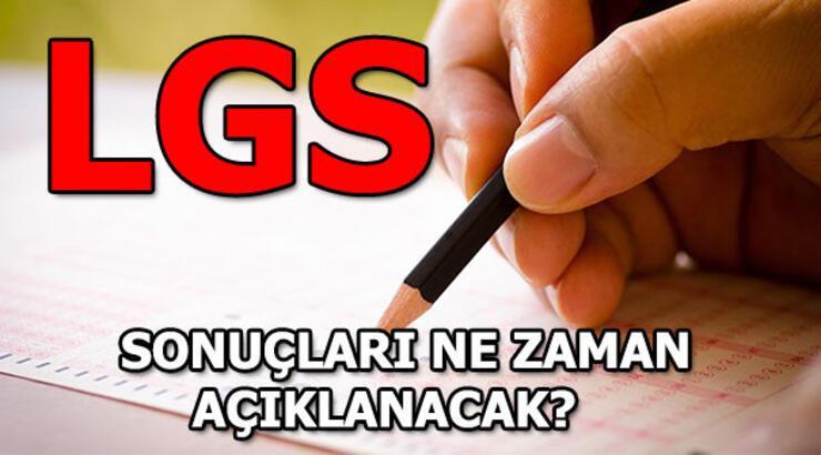LGS sonuçlarının açıklanacağı tarihi duyurdu! LGS ne zaman açıklanacak?