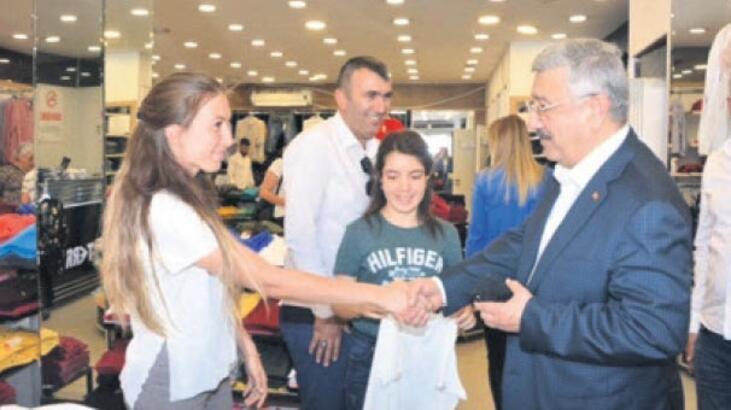 'İzmir'in çözüm ortağı olacağım'
