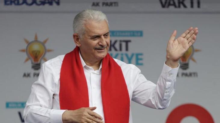 Başbakan Yıldırım Tunceli'de konuştu