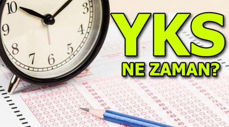 Üniversite sınavı ne zaman? 2018 YKS tarihi belli oldu!