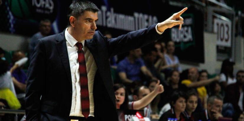 Eskişehir Basket'te Berrocal dönemi bitti