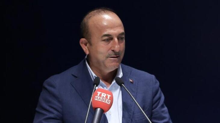 Bakan Çavuşoğlu'ndan ABD ve Münbiç açıklaması