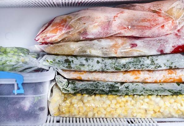 Dondurulmuş gıdalar daha mı sağlıklı?