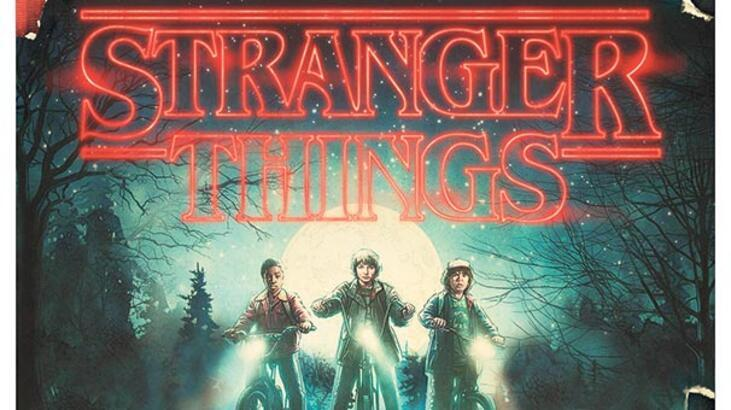 'Stranger Things' de kitap oluyor