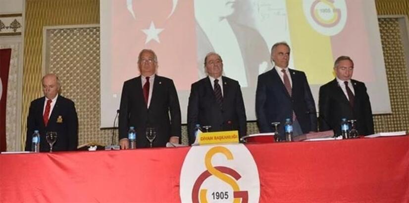 Galatasaray'da divan toplantısı Florya'da