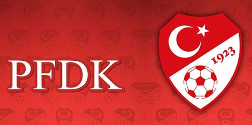 116 takım PFDK'ya sevk edildi!