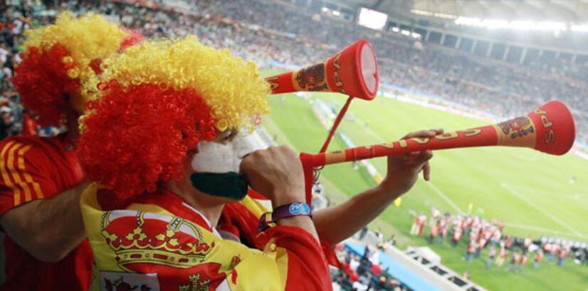 Dünya Kupası'nda vuvuzela yasaklandı - Spor Haberleri