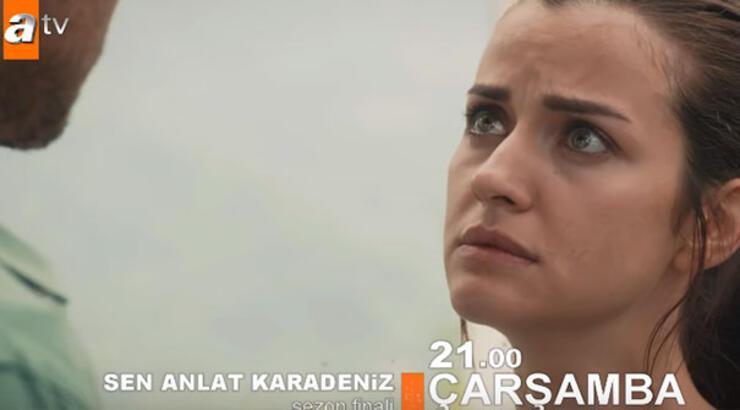 Sen Anlat Karadeniz 21. bölüm fragmanı! Sezon finalinde Nefes...
