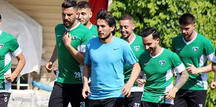 Denizlispor'da Mustafa Keçeli teknik ekipte