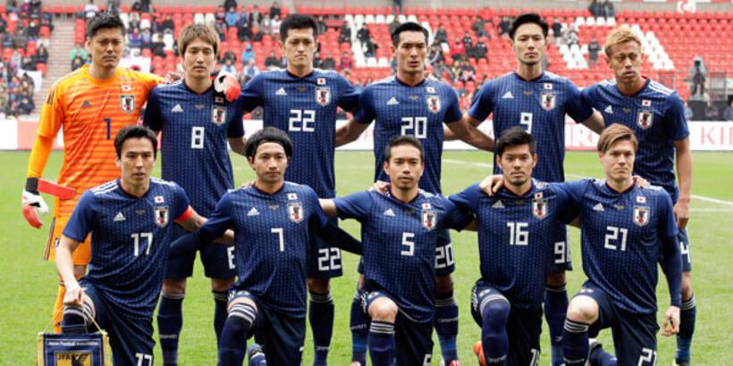 2018 FIFA Dünya Kupası'nda H Grubu: Japonya
