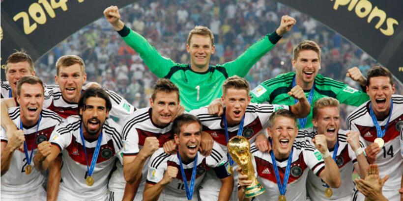 Dünya Kupası tarihi: 2014