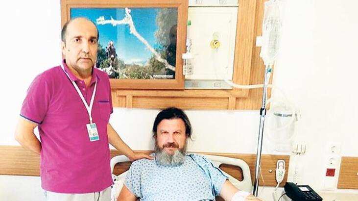 Usulsüz rapora itiraz eden doktoru dövdü