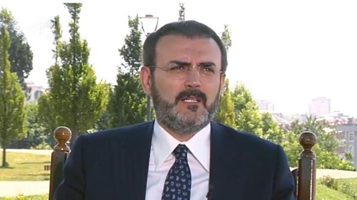 Son dakika   AK Parti Sözcüsü Ünal, AK Parti'nin son oy oranını açıkladı