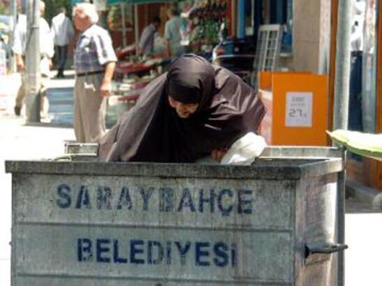 Türkiye'nin en zengin ilinde yoksulluğun fotoğrafı