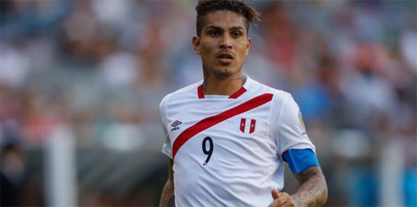 Guerrero, Dünya Kupası'nda oynayabilecek