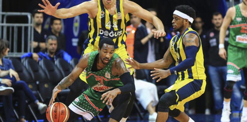 Banvit, Fenerbahçe Doğuş'u konuk edecek