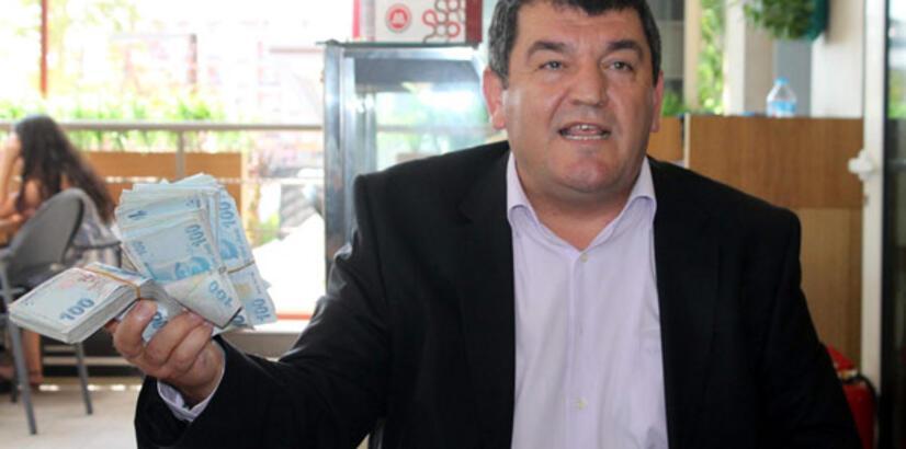 """Ahmet Çetin: """"15 Temmuz'da bana kimse davul çaldıramaz"""""""