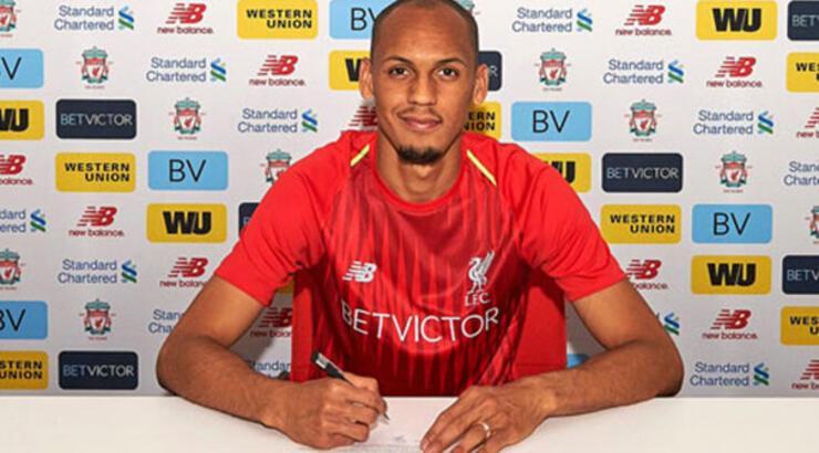 Liverpool'un yeni transferi Fabinho kimdir?
