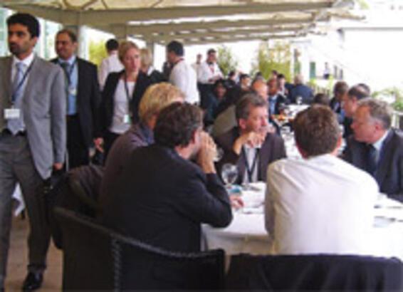 IMF Başkanı'na sürpriz: Peynirli Karadeniz pidesi