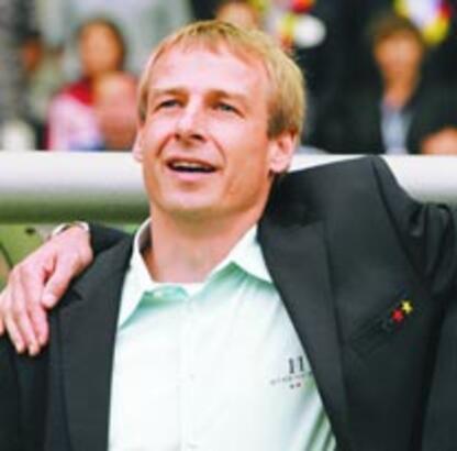 Stepne Klinsmann!