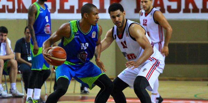Eskişehir Basket-TOFAŞ: 98-99