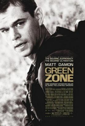 Matt Damon Yeşil Bölge'de!
