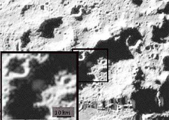 Ay'da önemli miktarda su bulundu