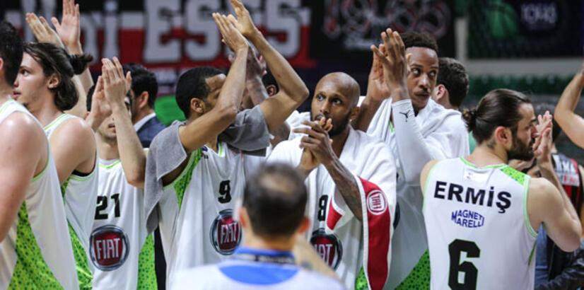 Eskişehir Basket'in TOFAŞ maçı ücretsiz