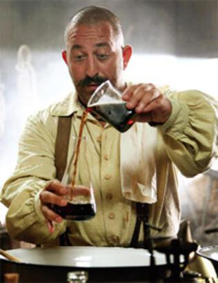 Yahşi Batı'nın harbi kolası Ülker'in Cola Turka'sı çıktı