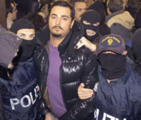 Sicilya mafyasının  2 ve 3 numaralı liderleri yakalandı