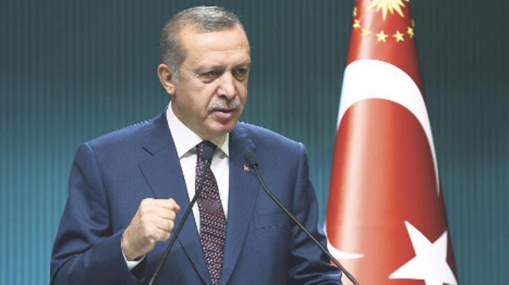 Erdoğan 'şeffaflık paketini' eleştirdi