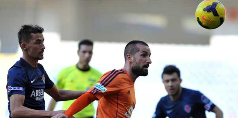 İstanbul Başakşehir-Mersin İdman Yurdu: 2-2