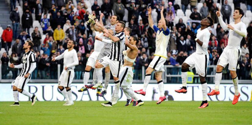 Juventus, Roma ile farkı açıyor!
