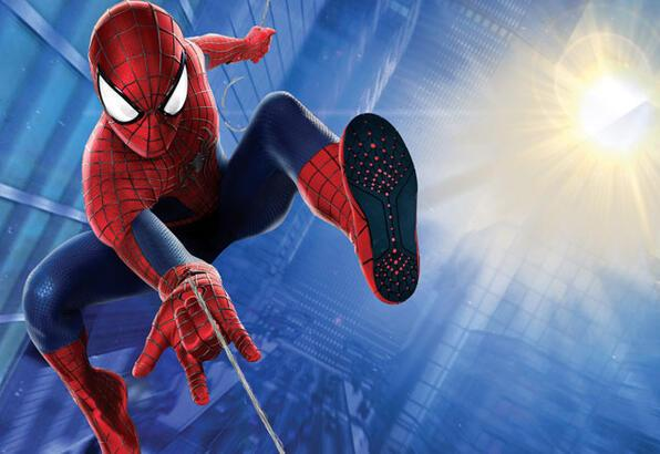 Aqua Florya'da Spider Man rüzgarı