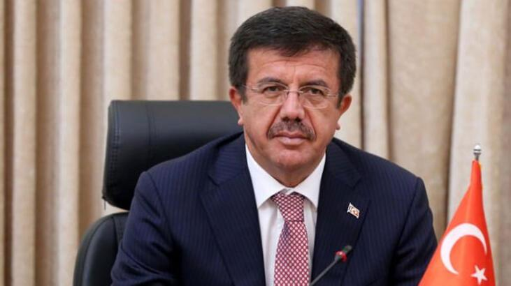 Ekonomi Bakanı Zeybekci'den 19 Mayıs mesajı