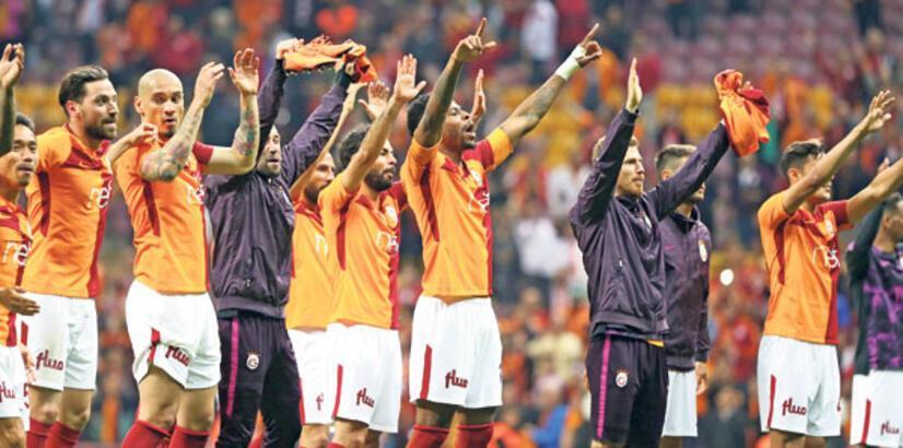 Galatasaray'ın rakibi Göztepe!
