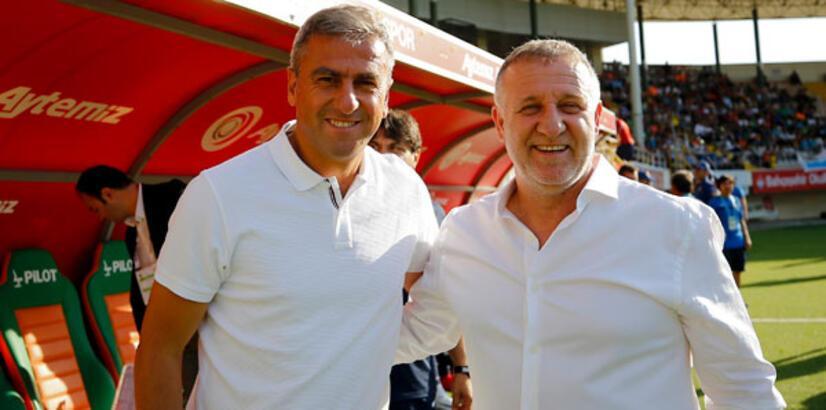 """Hamza Hamzaoğlu: """"Antalyaspor'un tarihindeki en zor senelerden biriydi"""""""