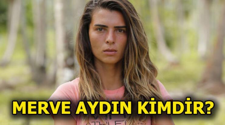 Survivor Merve Aydın kimdir? Ünlüler takımı 2018