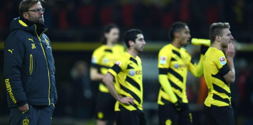 855 milyonluk Dortmund hüsranı!